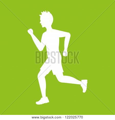 runner avatar design