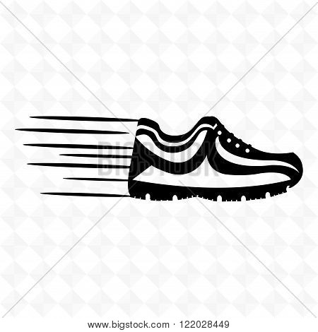 running shoes design