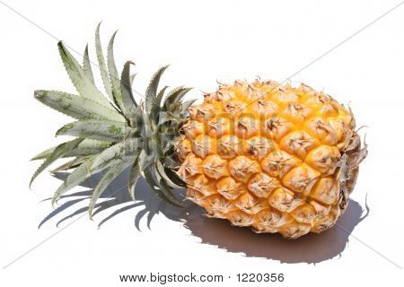 Pineapple On Side