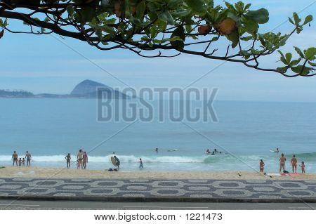 Ipenema Beach