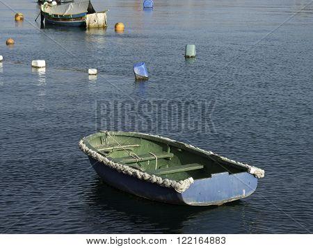 the Island of malta in the mediterranean sea