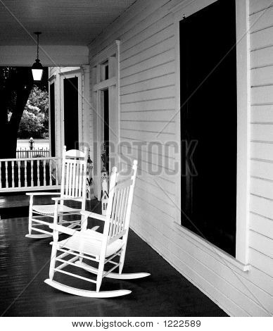Dsc01147 Copyjpg B  W Front Porch