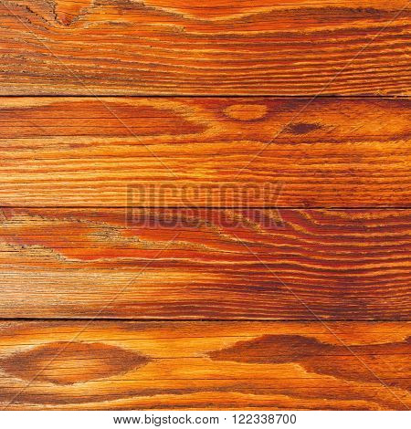 texture of the old wooden barn brown board. square photo with copy space for text