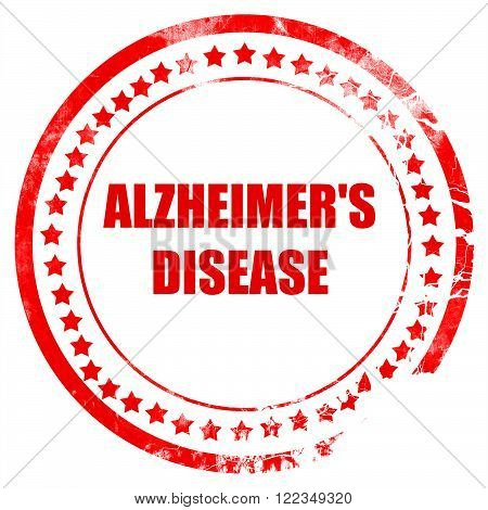 Alzheimer's disease background with some soft flowing lines