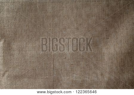 Burlap Background. Natural textured canvas.Burlap Background. Natural textured canvas