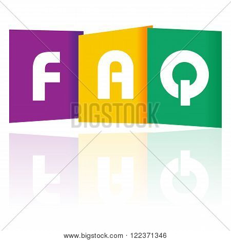 FAQ paper text on a white background.