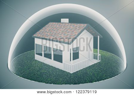 Housing Bubble On Light