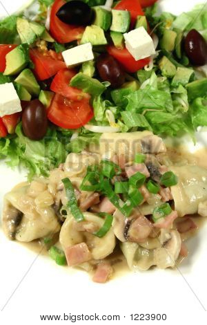 Tortellini With Carbonara Sauce