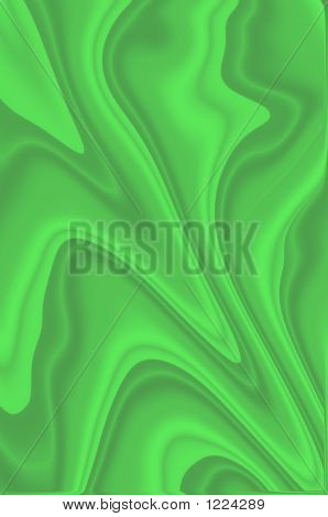 abstract composition leaf of green plant  poster