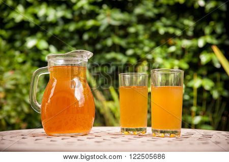 Jug Of Icead Tea