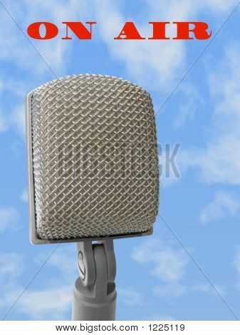 Microphone - On Air