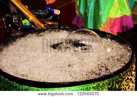 show of soap bubbles, bubble, soap foam, colorful bubble soap ball game sunlight suds, soap, bubble