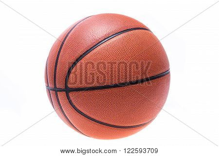 Orange Basketball Or Basket Ball