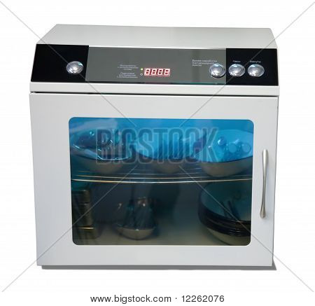 Ultraviolet Sterilization Box