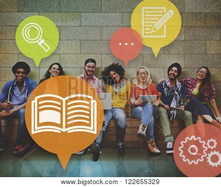 Knowledge Training Learning Skills Education Concept