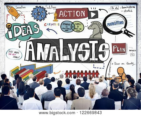 Analysis Analytics Study Research Information Concept