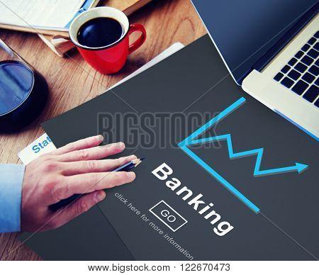 Banking Balance Money Savings Concept