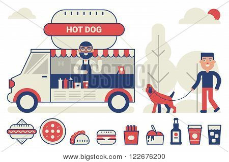 Food Truck Concept