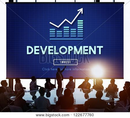 Development Improvement Management Success Concept