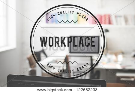 Wokeplace Business Office Space Working Desk Concept