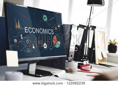 Economics Business Financial Budget Investment Concept