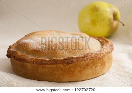 Shortcrust Pie With Apple