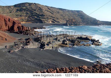Volcanic Coastline