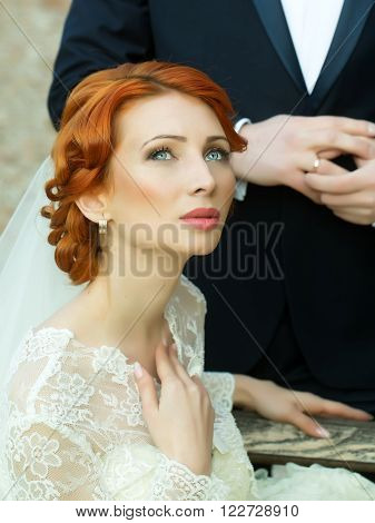 Wedding Woman And Man