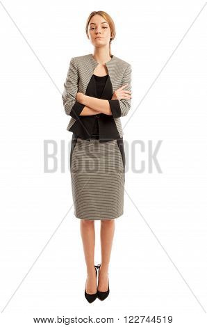 Young And Confident Business Consultant