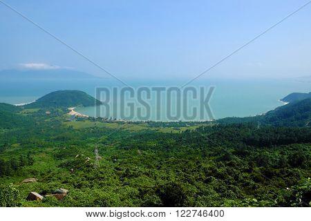 Landscape, Beach, Vietnam, Seaside, Eco, Green
