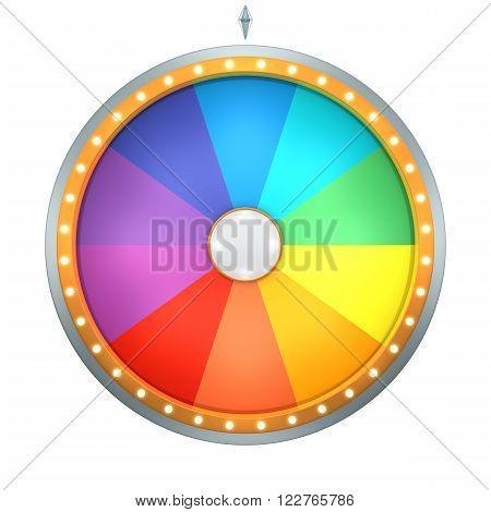 Wheel Fortune 10 Area