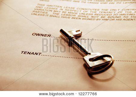 key on lease