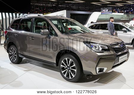 Subaru Forester Awd 2.0D Lineartronic
