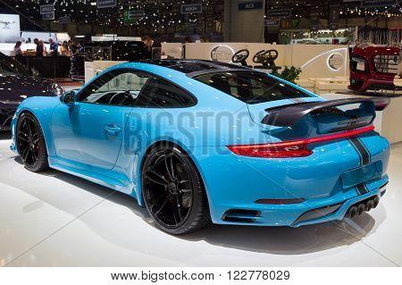 Techart Porsche 911 Carrera