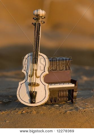 Violin With Piano