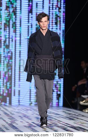 Brand Who Catwalk In Mercedes-benz Fashion Week Istanbul