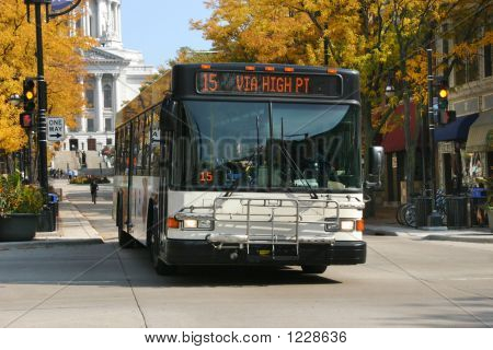 Mass Transit Bus