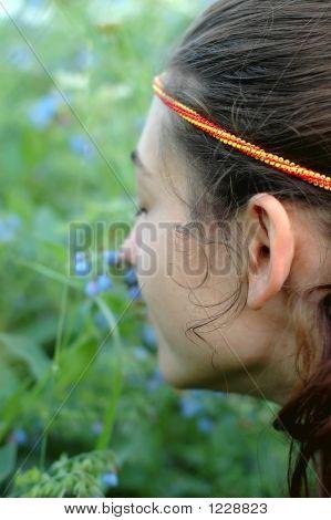 Feeling The Wildflowers