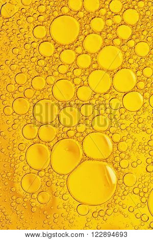 Abstract Background Yellow  Macro