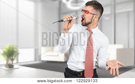Speech.
