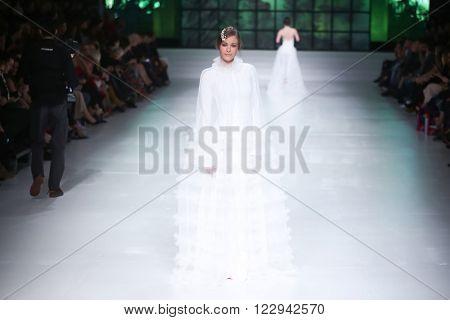 Bipa Fashion Show: Envy Room, Zagreb, Croatia.