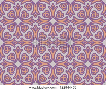 Kyrgyz Pattern. Traditional National Pattern Of Kyrgyzstan. Texture Pattern Peoples Of Central Asia.