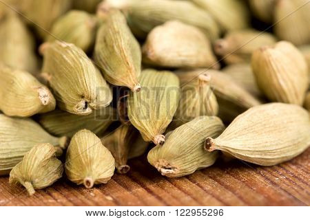 Cardamom Spicy Seasoning Of India