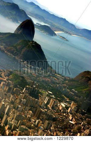 Brazil, Rio De Janeiro, Sugar Loaf