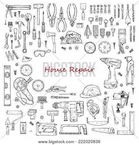 House Repair Tools