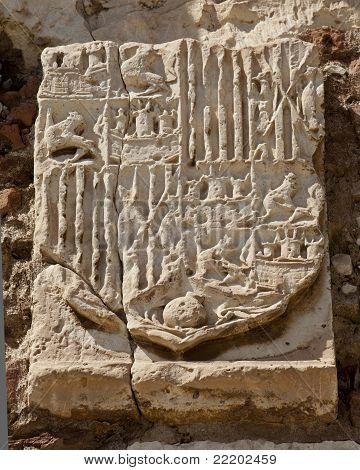 Ancient Plaque