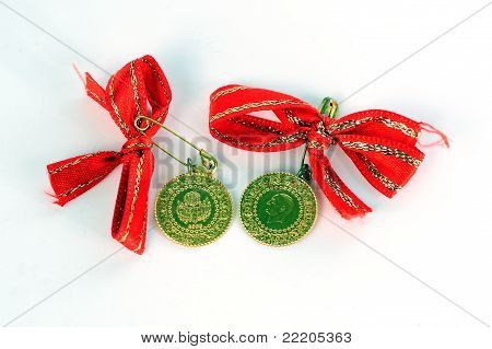 Gift gold coins