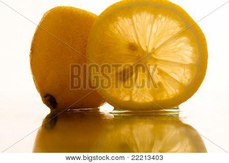 Close Up Lemon