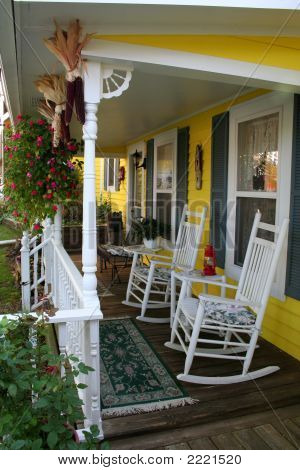 Homestead Porch