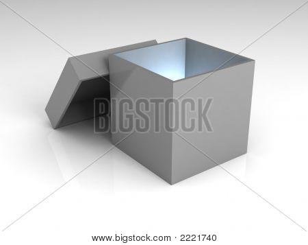 Mystery Box (White Version)